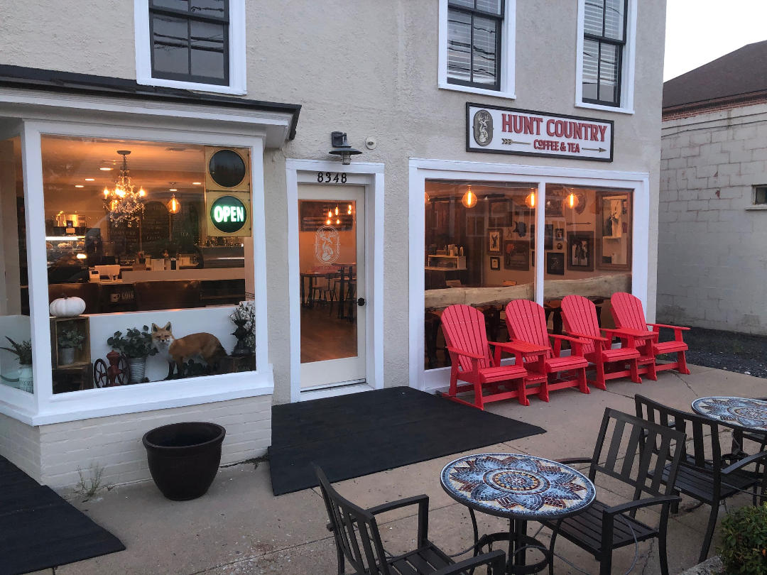 Hunt Country Coffee and Tea - Event Space Available